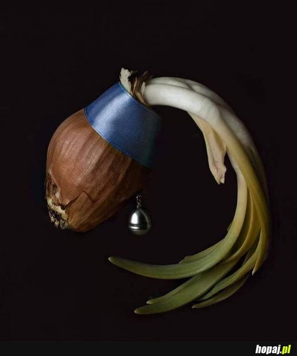 Cebula z perłą