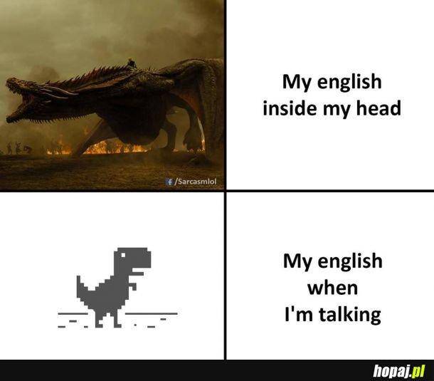 My English
