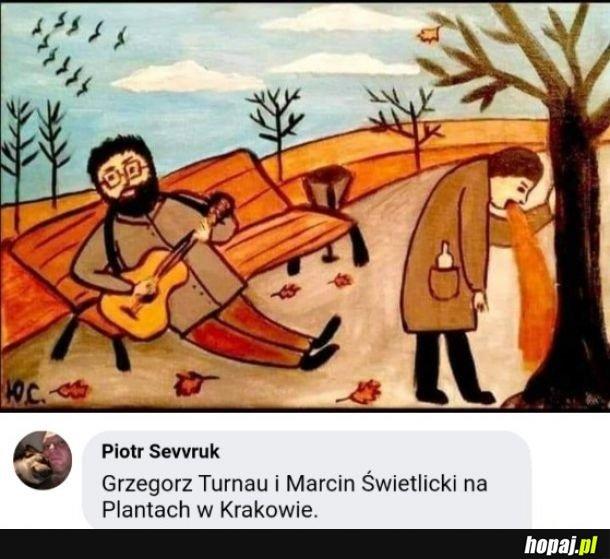 Krakowskie skojarzenie