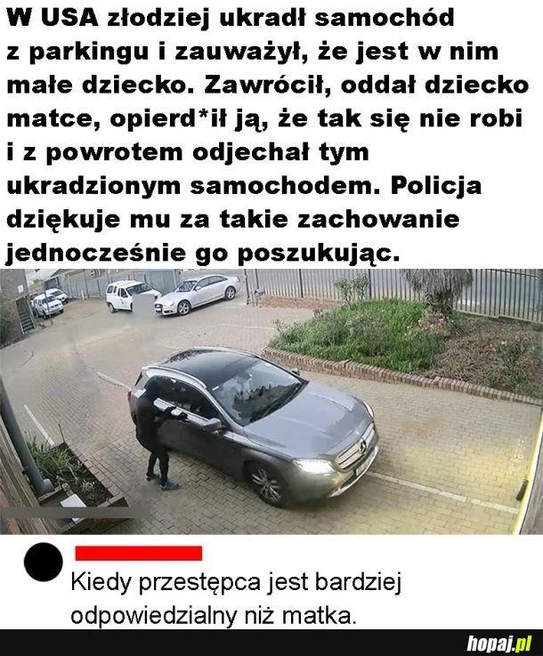 Odpowiedzialny złodziej