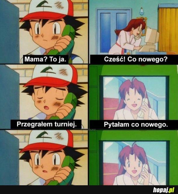 Liga pokemon nie dla frajerów