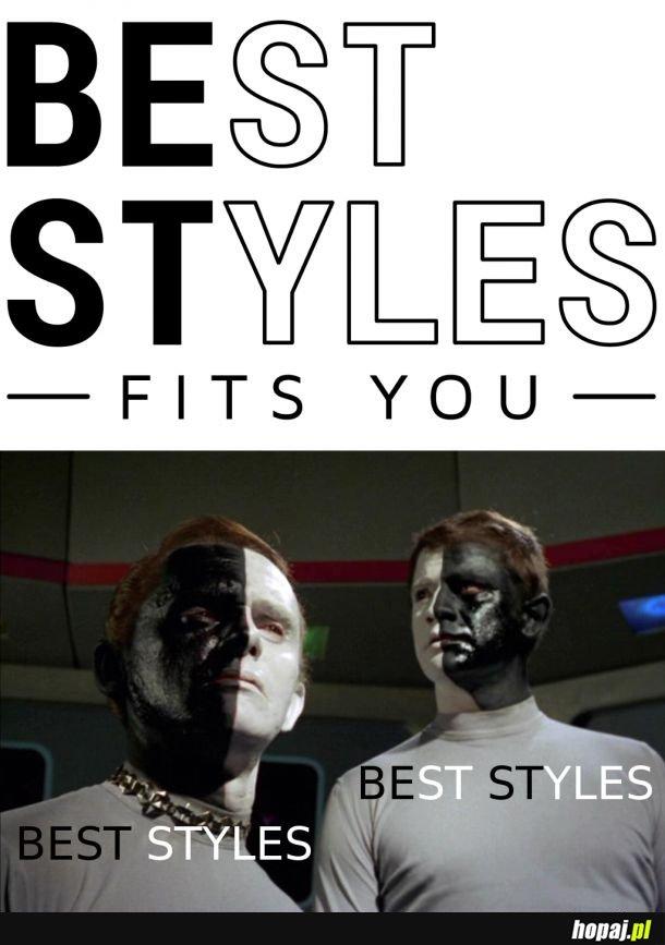 BEST STYLES czy BEST STYLES