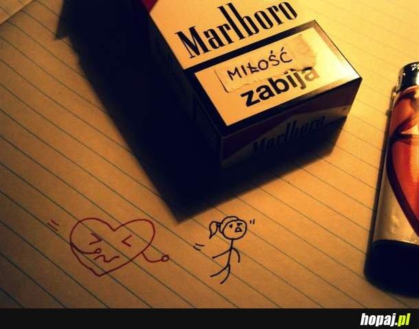 Miłość zabija