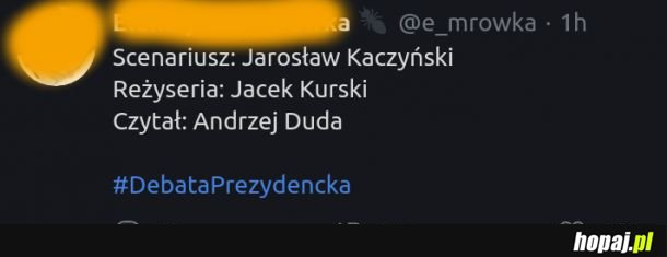 Czytał: Andrzej Duda