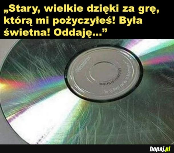 Zjechana płyta