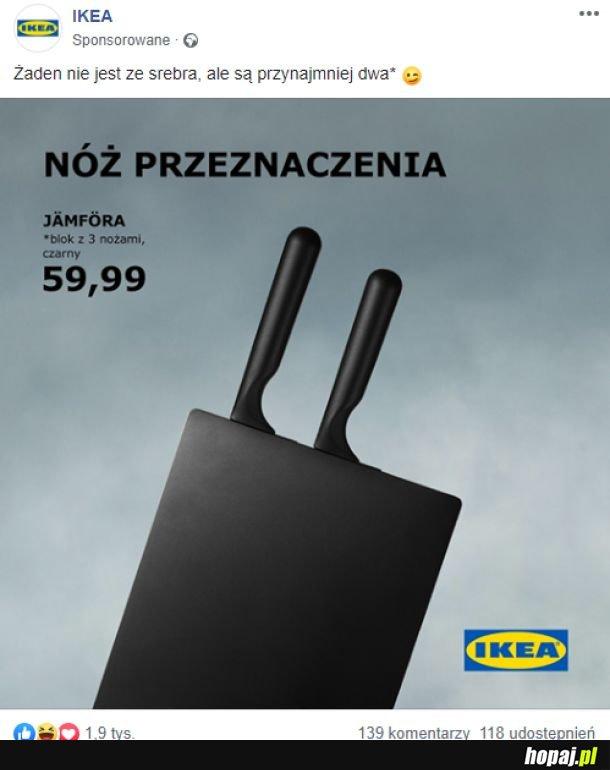 Ikea umie w memy