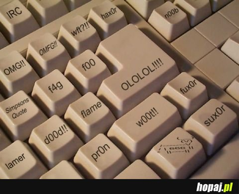 Ty też chciałbyś taką klawiaturę?