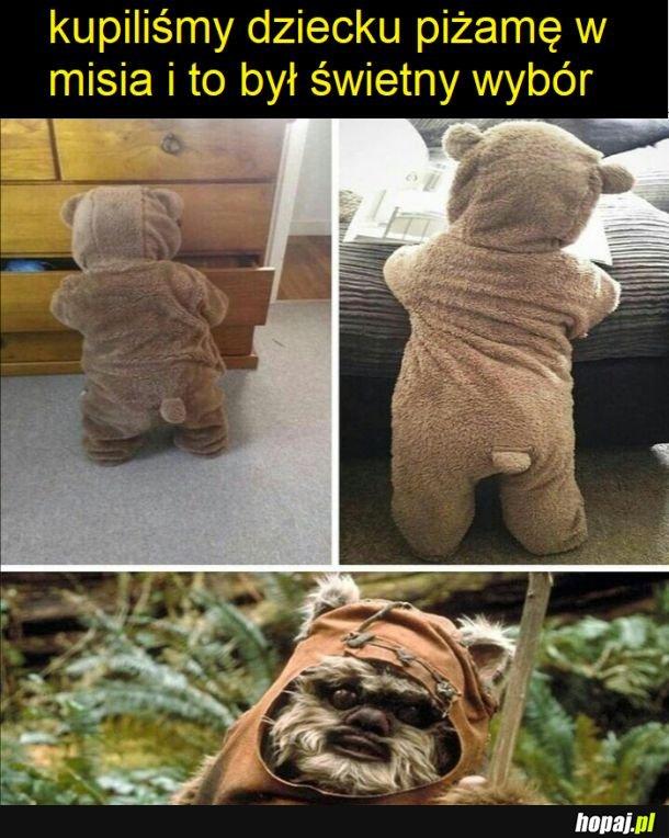 Małe ewoki