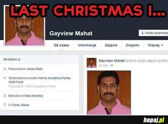 Last Christmas I Gayview Mahat.Last Christmas Hopaj Pl