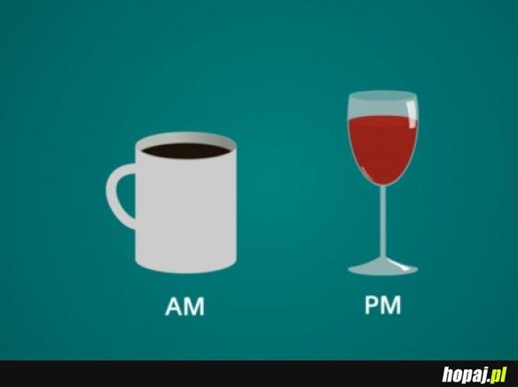 Rano i wieczorem