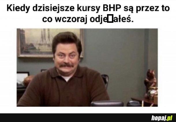 Całe BHP