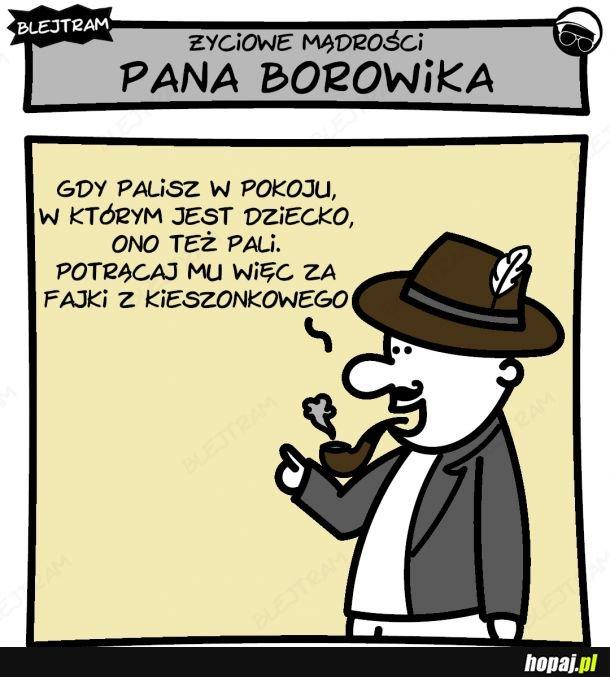 Pan Borowik