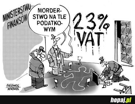Morderstwo na tle podatkowym