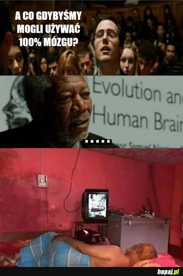 Intelekt ponad wszystkim