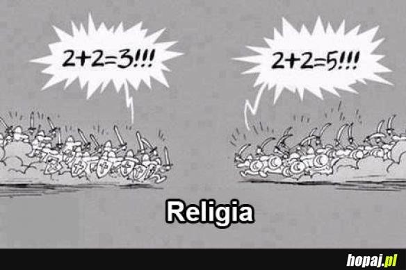 Religia taka jest
