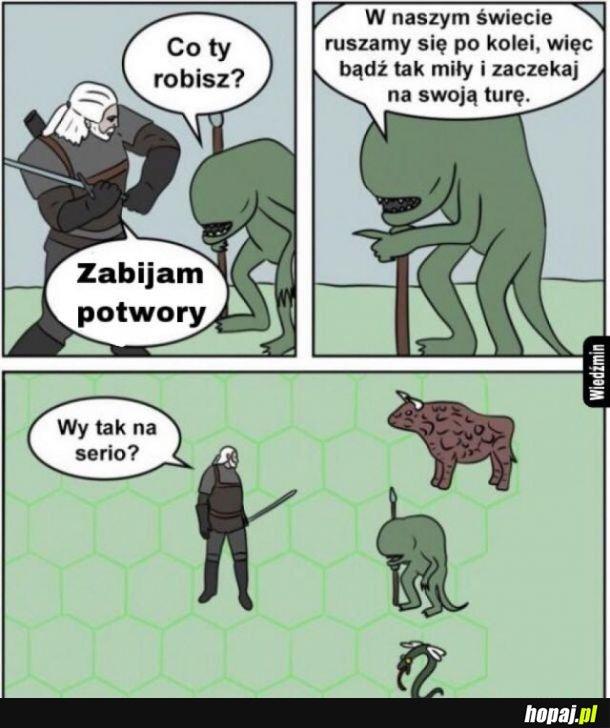 Zabijam potwory