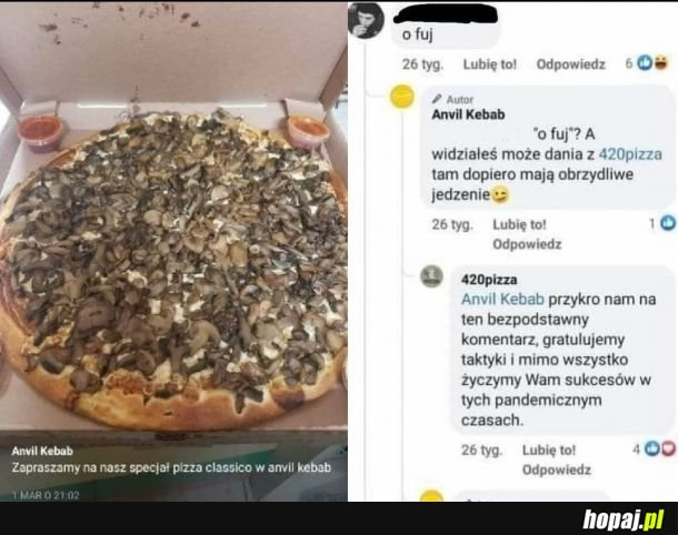 Dramy polskiej gastronomii