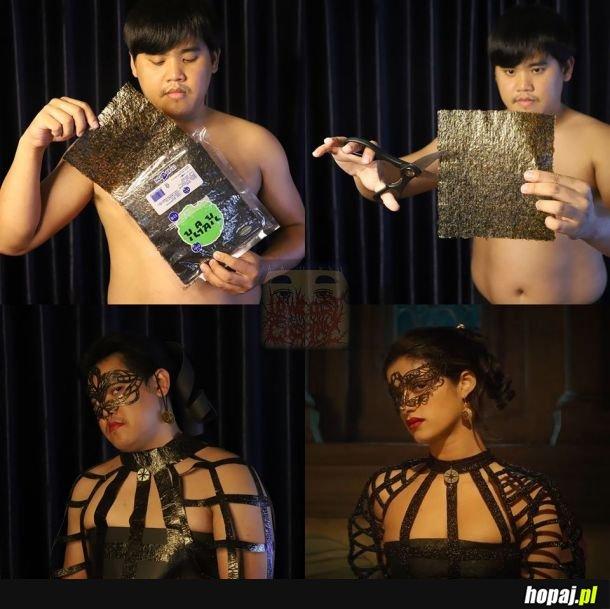 Yen cosplay