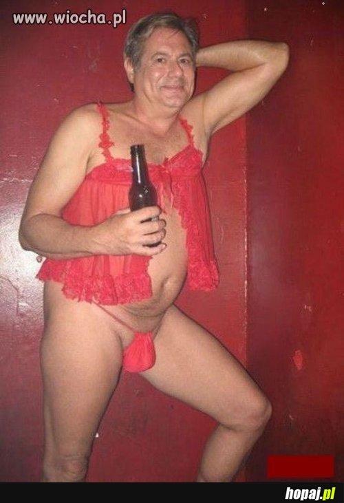 Męski stripcis