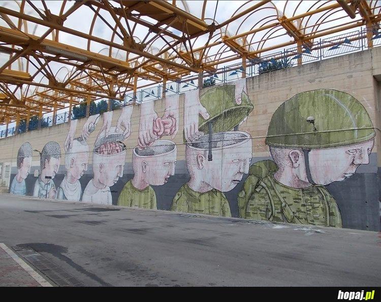 Świetne grafitti