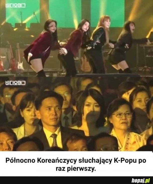 Korea i k-pop
