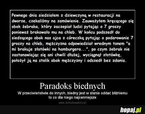 Paradoks...