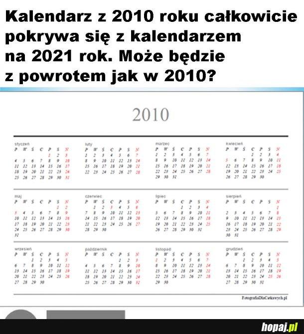Ceny z 2010 mogłyby wrócić
