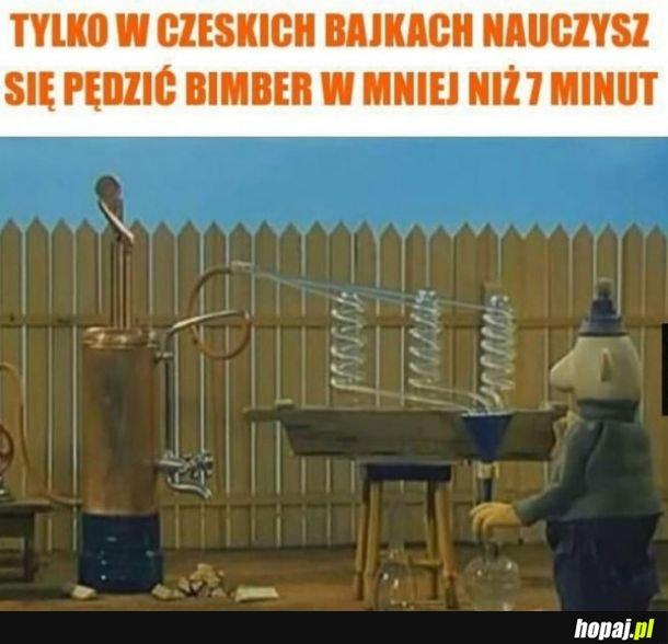 Czeskie bajki