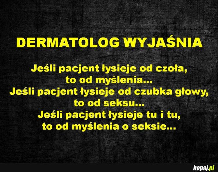Przyczyny Łysienia www.youtube.com/user/strefawellness