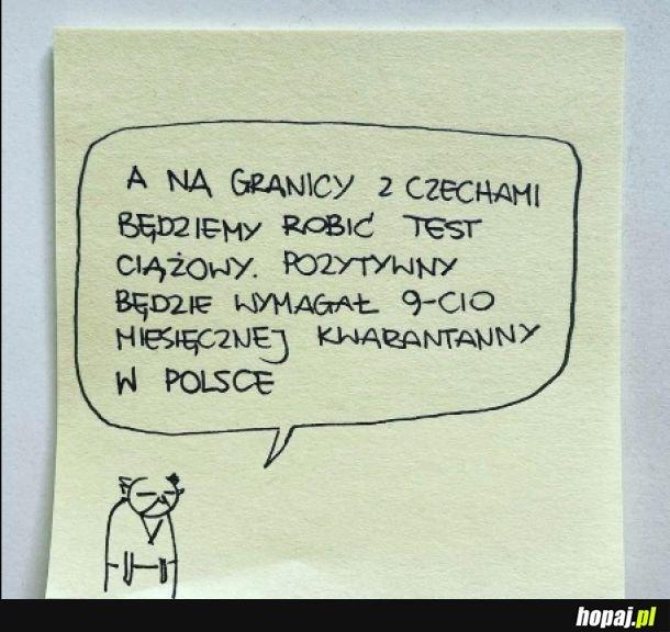 Nowe testy