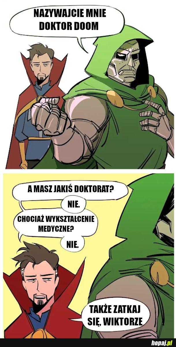 Wiktor Wan Doom