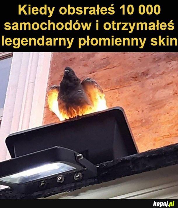 Legendarny skin