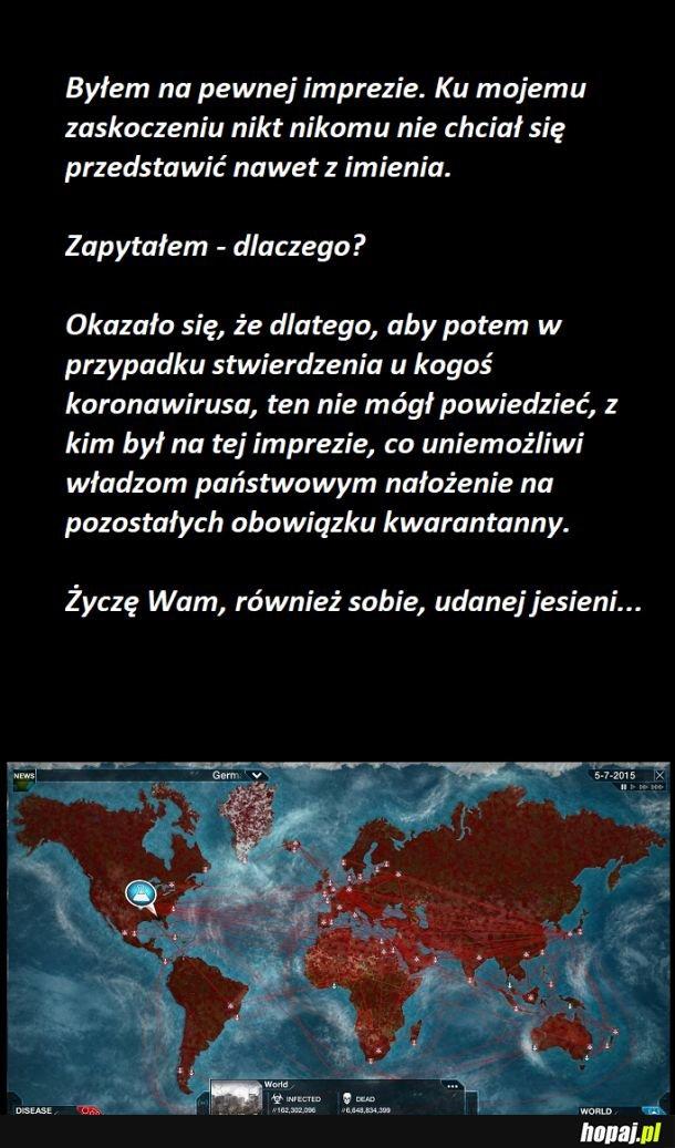 Głupota & Covid