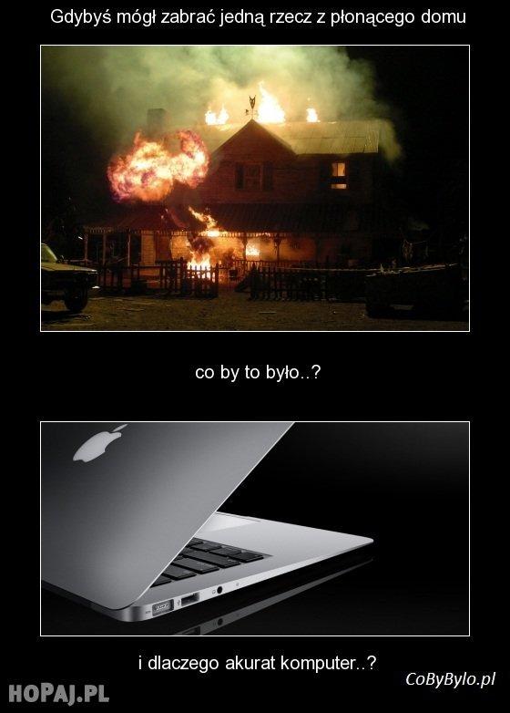 Dlaczego komputer?