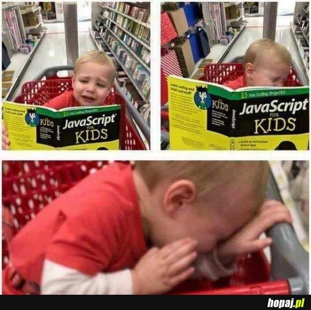Java dla dzieci. Ubaw po pachy