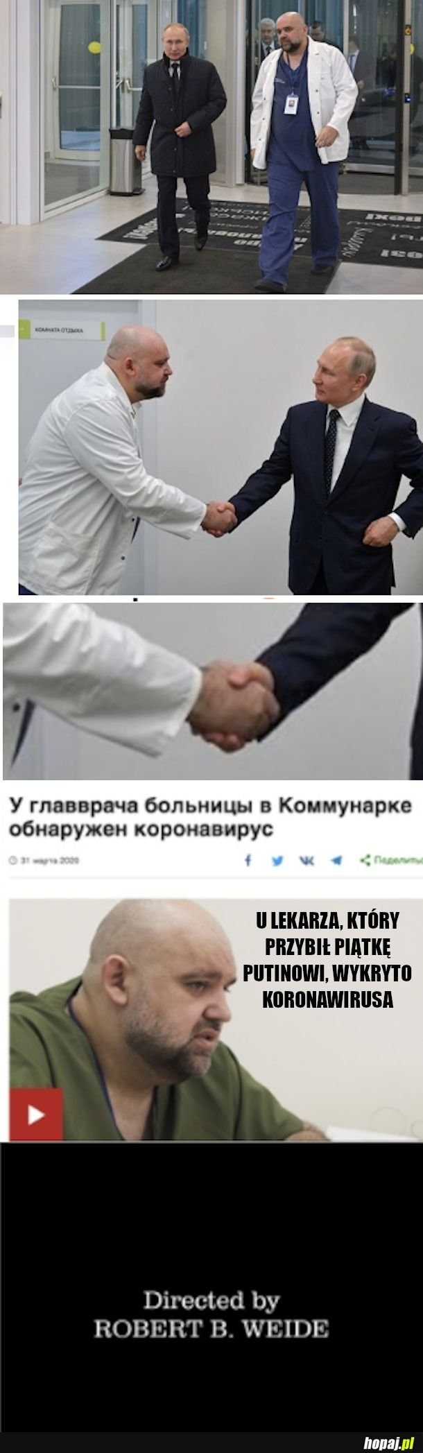 Krótka historia pewnego rosyjskiego lekarza
