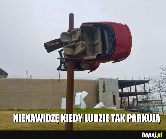 Parkowanie...