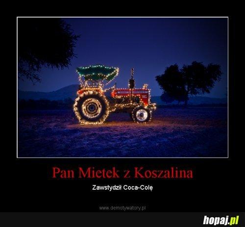 Pan Mietek :)