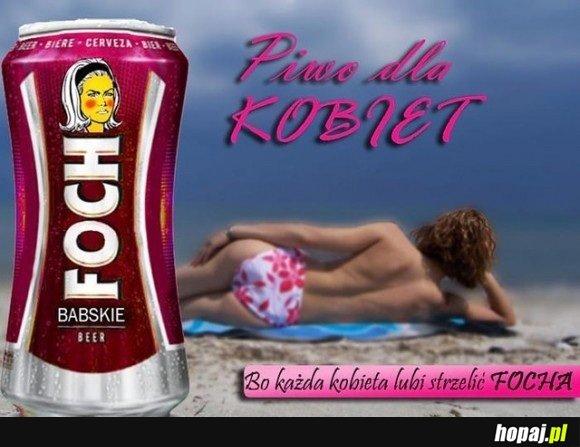 Piwo dla kobiet