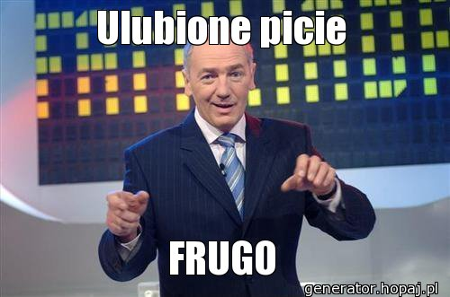 Ulubione picie