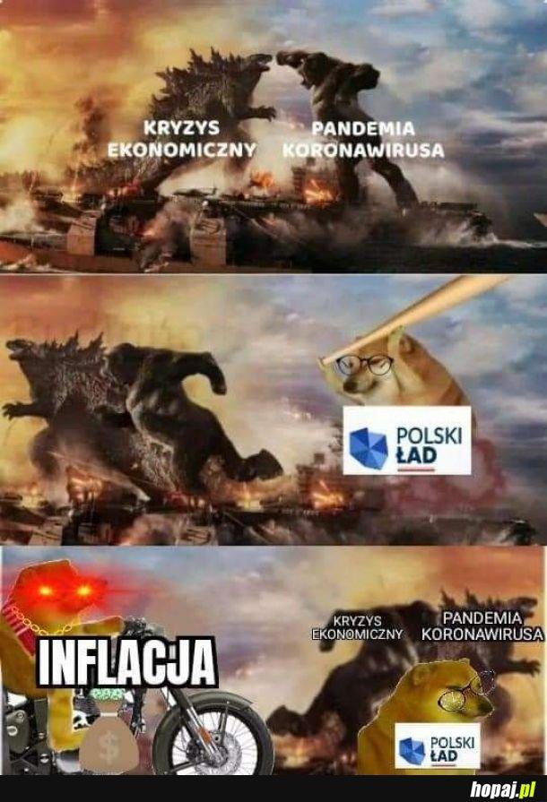Kontynuacja mema morawieckiego