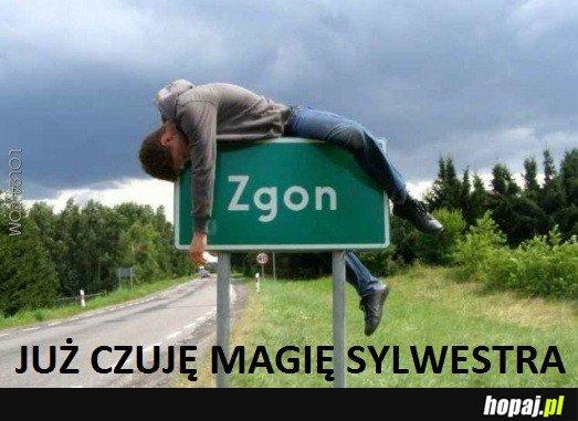 Już czuję magię Sylwestra