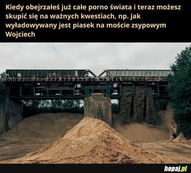 Most zsypowy Wojciech