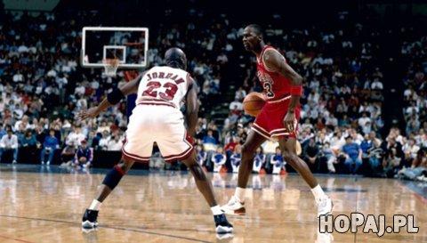 Jordan Jordan, to były czasy...