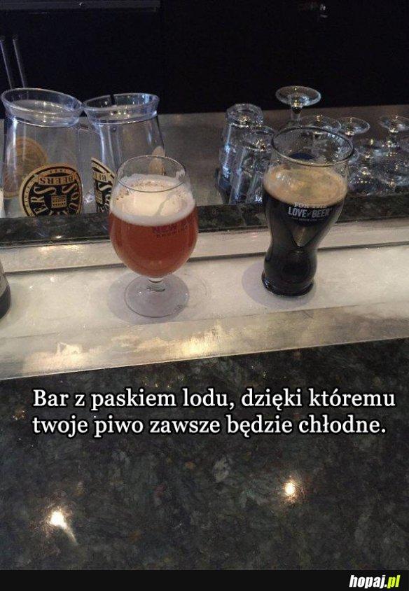 Bar z lodem