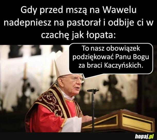 Złotousty Pan Jędraszewski
