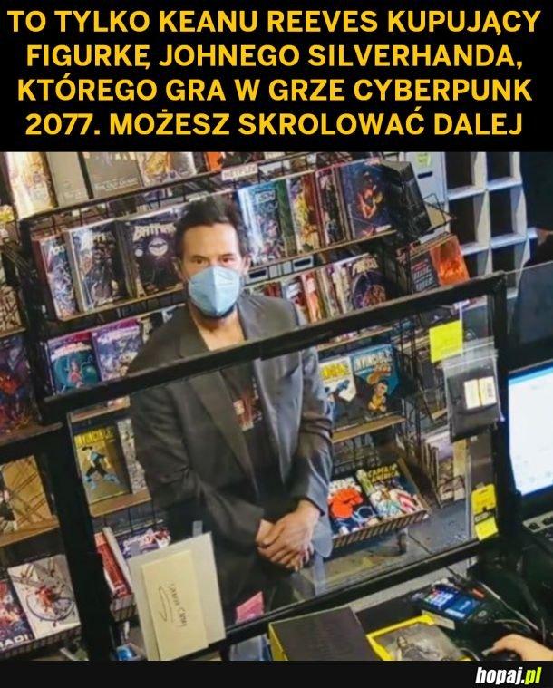 Tymczasem w sklepie z komiksami