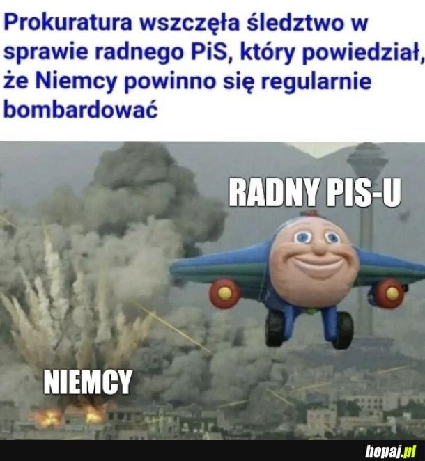 Bombardowanie