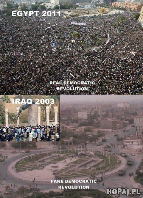 Prawdziwa demokratyczna rewolucja