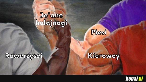 Wspólny wróg łączy